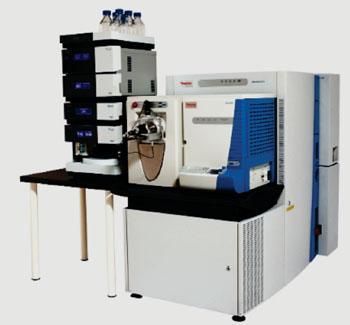 The LTQ Orbitrap Elite mass spectrometer