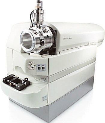 AB Sciex\' API 5000 triple quadruple mass spectrometer