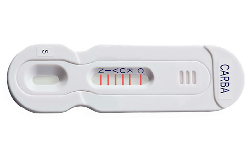 Multiplex Carbapenemase rapid test
