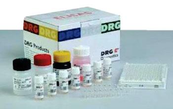 Комплект иммуноферментного анализа DRG Hepcidin 25 HS (фото любезно предоставлено DRG International).