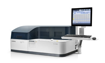 Image: The CL-1000i chemiluminescence immunoassay analyzer (Photo courtesy of Shenzhen Mindray Bio-Medical Electronics).