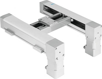 Image: The EXCM – a compact Cartesian handling system for clinical automation (Image courtesy of Festo).