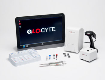 Image: The GloCyte system delivers highly accurate and precise total nucleated cell and red blood cell counts using a novel combination of technologies (Photo courtesy of Advanced Instruments).