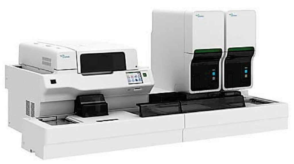 Image: The XN-10 RET automated hematology system (Photo courtesy of Sysmex).