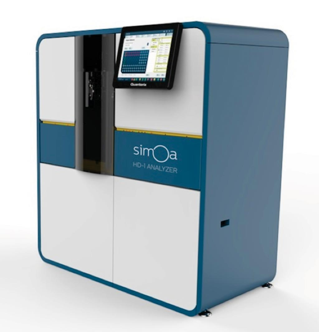 Image: The Simoa HD-1 ultrasensitive immunoassay platform (Photo courtesy of Quanterix).