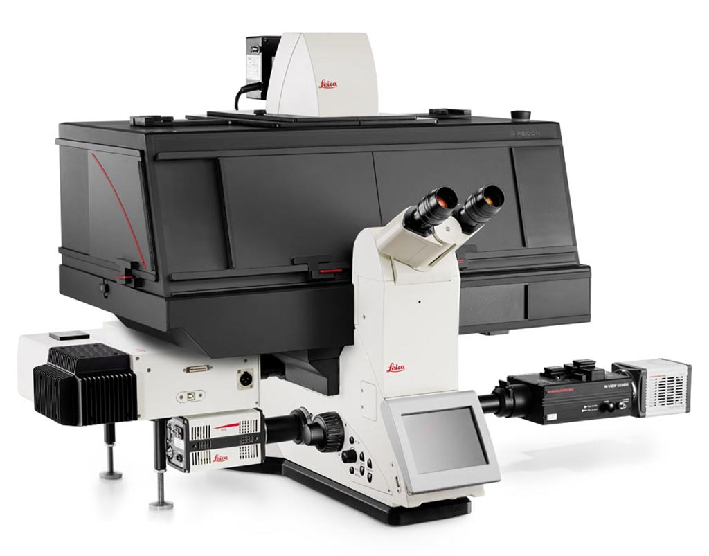Image: The Leica DMi8 S imaging system (Photo courtesy of Leica Microsystems).