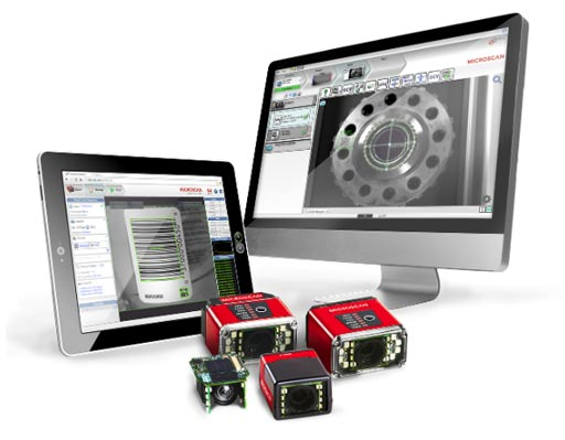 Image: The MicroHAWK platform for barcode reading and machine vision (Photo courtesy of Microscan Systems).