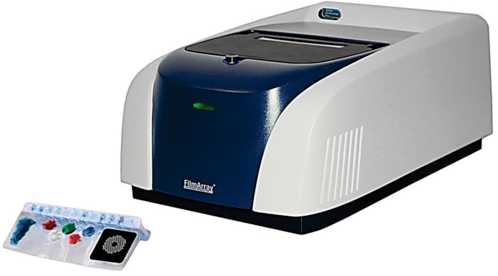 Image: The FilmArray respiratory panel enables rapid and accurate automated detection of pathogens causing respiratory infections (Photo courtesy of Idaho Technologies).