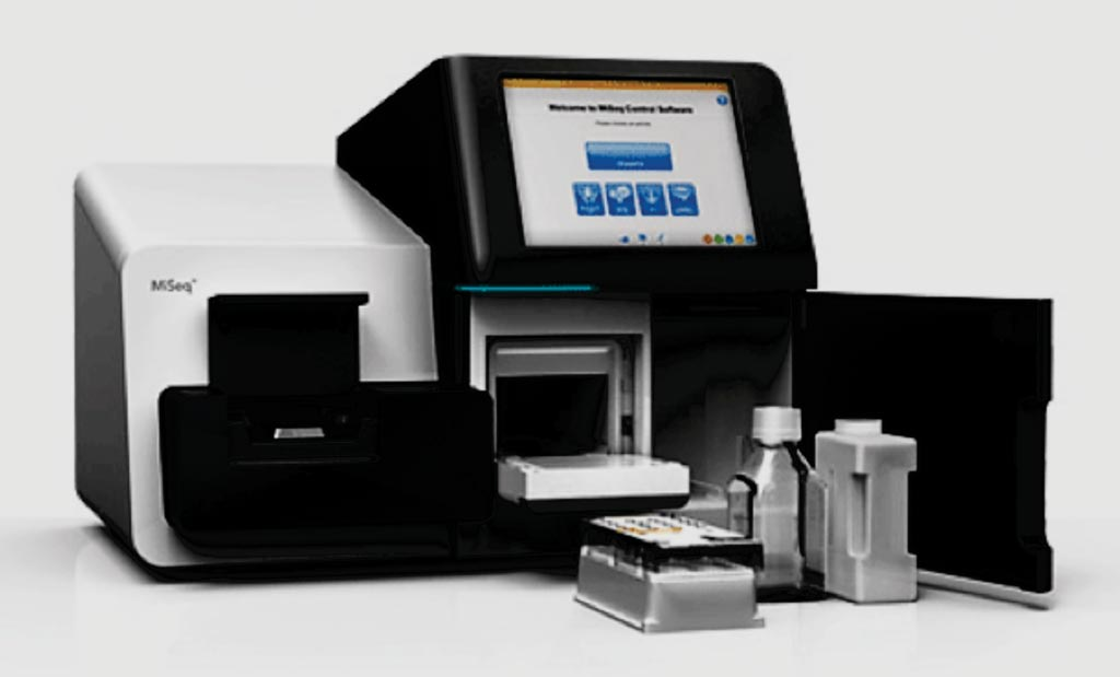 Image: The MiSeq next-generation sequencing system (Photo courtesy of the University of California Los Angeles).