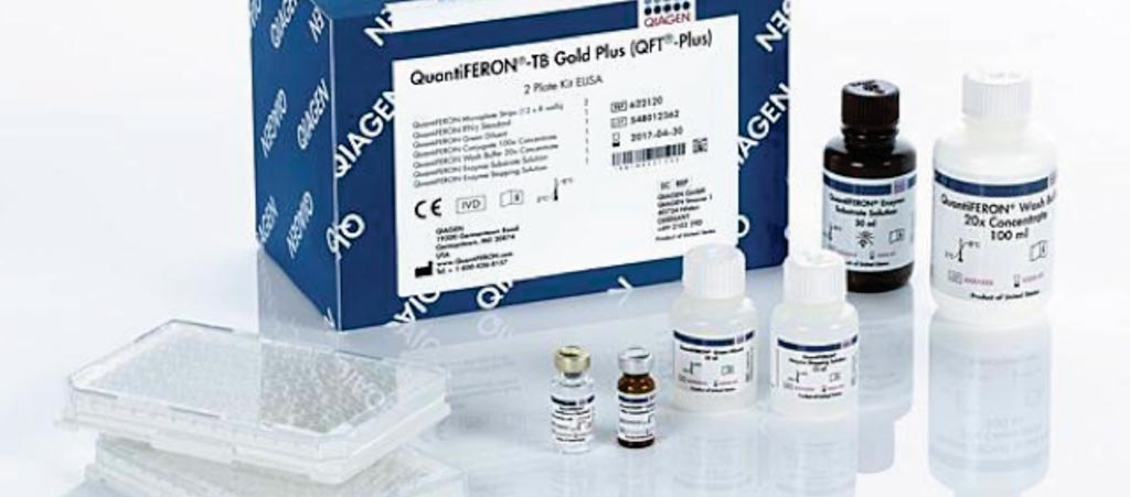 图片:QuantiFERON-TB Gold Plus (QFT-Plus)是第四代领先的肺结核血检产品(图片蒙凯杰公司惠赐)。