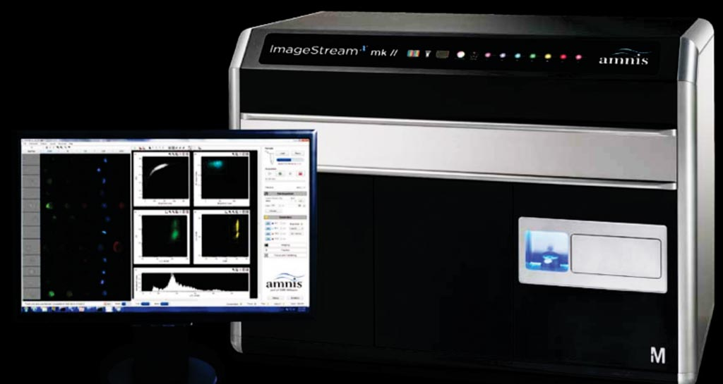 Image: The Amnis ImageStreamX Mark II imaging flow cytometer (Photo courtesy of the University of Alabama at Birmingham).