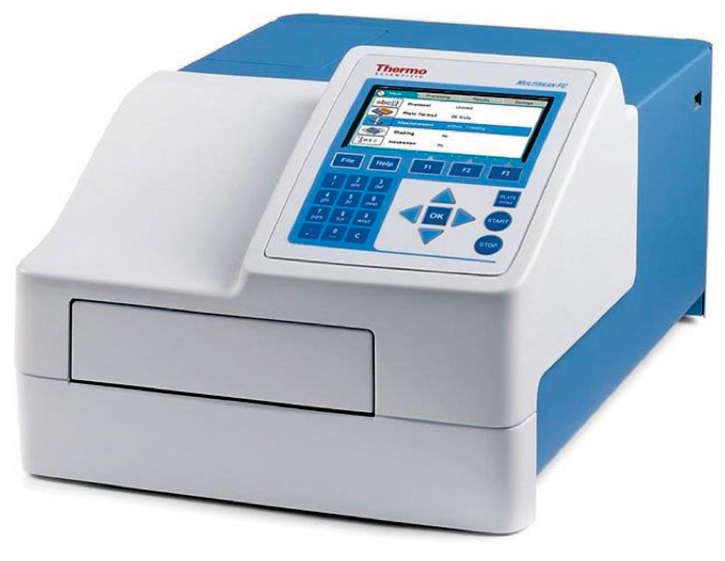 Image: The Multiskan FC microplate photometer (Photo courtesy of Thermo Fisher Scientific).