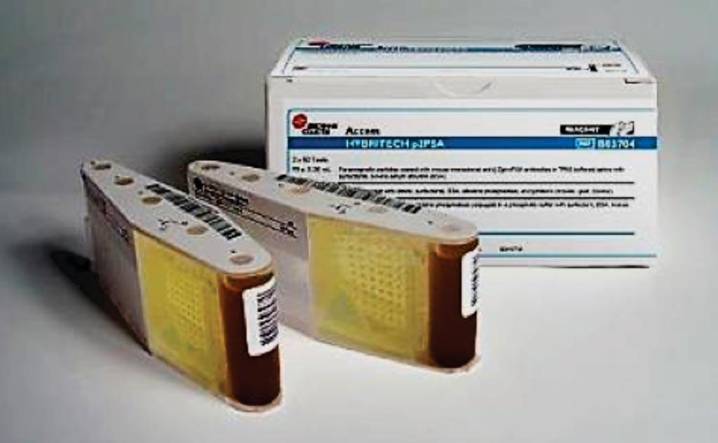 Новый тест p2PSA Access Hybritech, входящий в индекс здоровья простаты (phi) (фото любезно предоставлено Beckman Coulter).