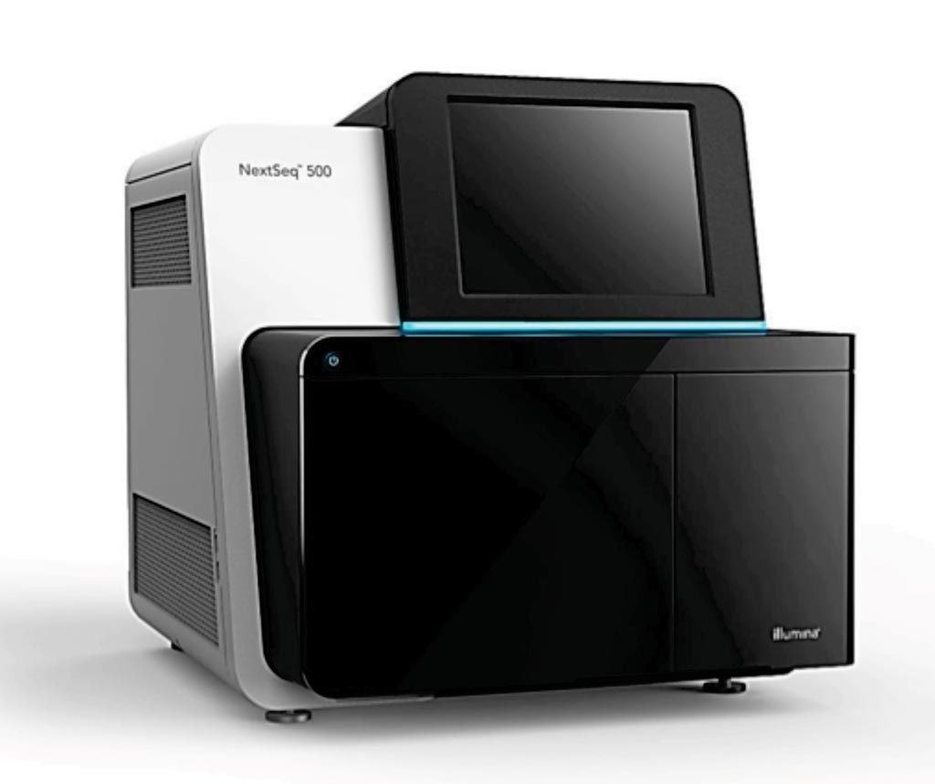 Image: The NextSeq 500 benchtop sequencer delivers on-demand exome, transcriptome and whole-genome sequencing (Photo courtesy of Illumina).