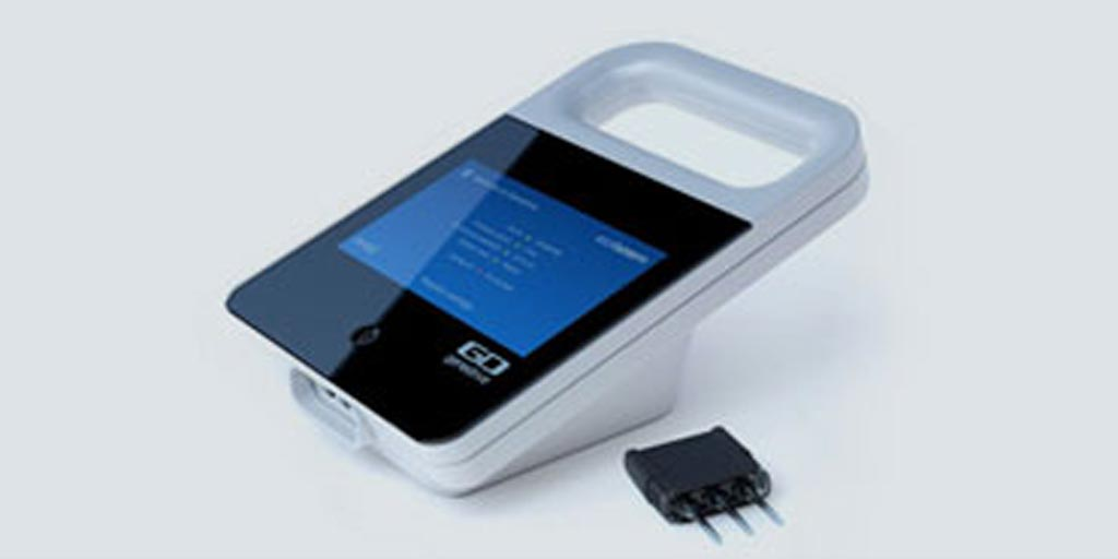 Image: The Genedrive PCR diagnostics platform (Photo courtesy of Genedrive).