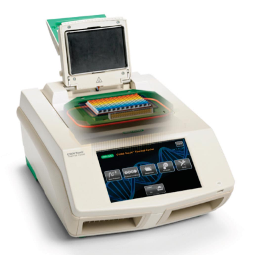 Image: The C1000 Touch thermal cycler (Photo courtesy of Bio-Rad).
