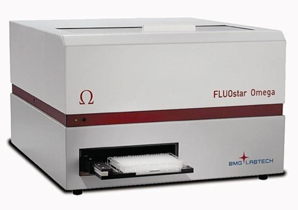 Image: The FLOUstar optima plate reader (Photo courtesy of BMG Labtech).