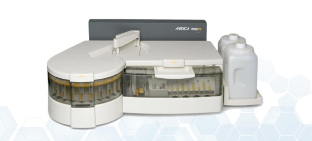 Image: The EasyRA high-speed benchtop analyzer (Photo courtesy of Carolina Liquid Chemistries).