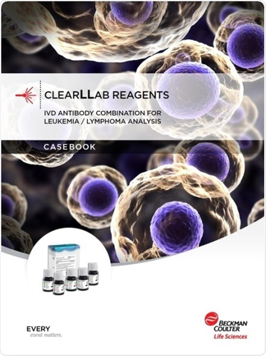 Image: The ClearLLab Casebook 5C (Photo courtesy of Beckman Coulter).