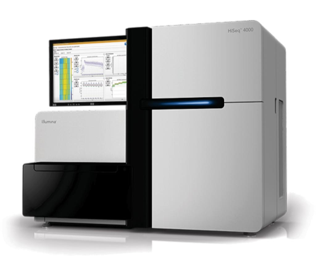 Image: The HiSeq 4000 Systems provide a multi-application solution for production-scale genomic laboratories (Photo courtesy of Illumina).