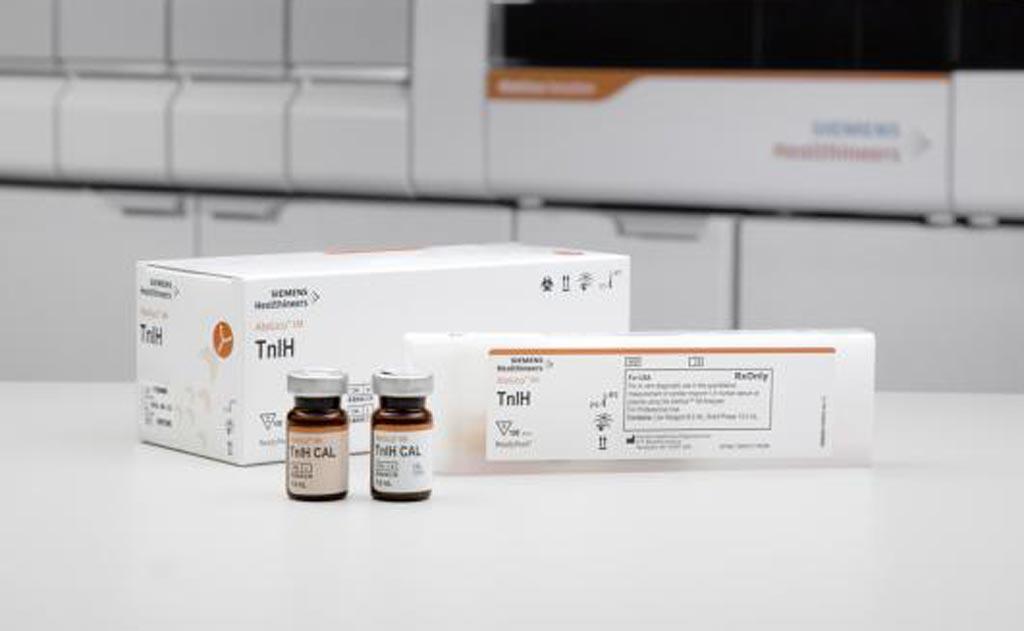 Высокочувствительный анализ на тропонин I (TnIH). Фото любезно предоставлено Siemens Healthineers.