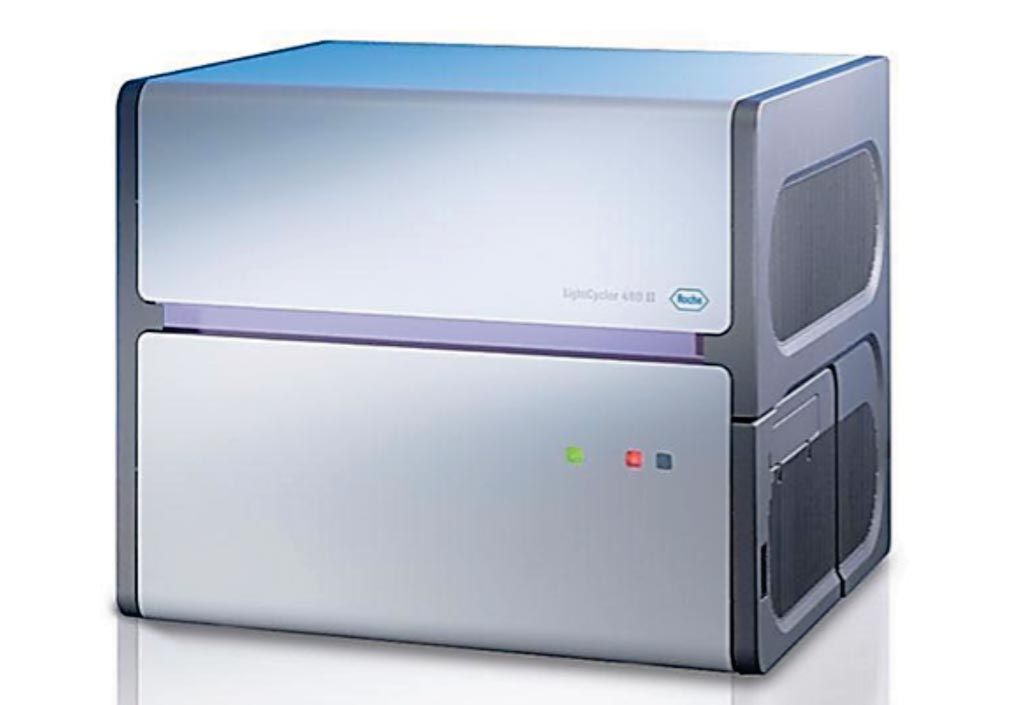 Image: The LightCycler 480 II is a high-performance, medium- to high-throughput PCR platform (Photo courtesy of Roche).