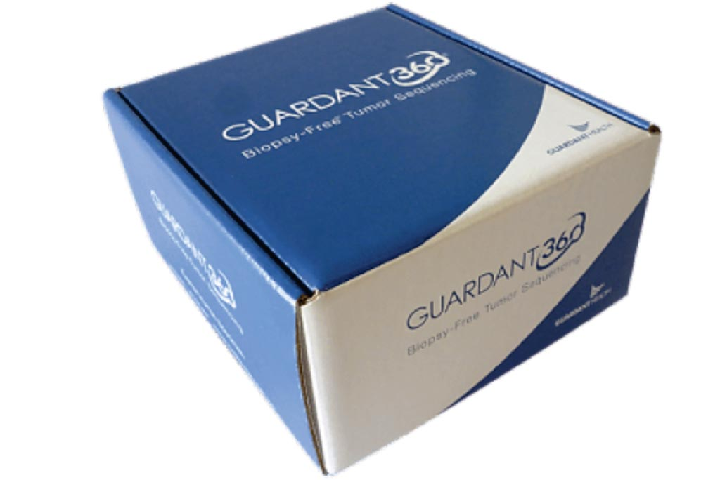Image: The Guardant360 gene panel is a technology capable of isolating circulating tumor DNA in blood to identify genomic alterations in tumor genomic panel. This test allows identify genomic alterations and match them to treatment options (Photo courtesy of Guardant Health).