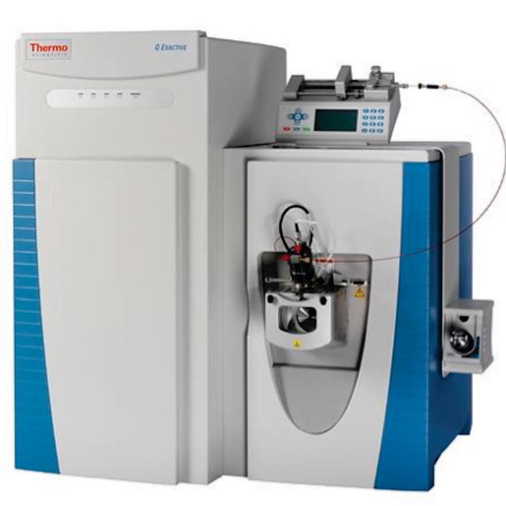 Image: Q Exactive hybrid quadrupole-Orbitrap mass spectrometer (Photo courtesy of Thermo Fisher Scientific).