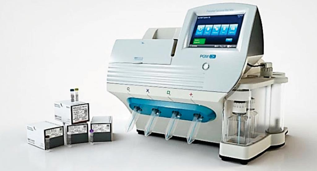 Image: The Oncomine Focus Assay is performed using the Ion Torrent technology. The test is designed to help oncologists expedite selection of a treatment plan for their patients in days instead of weeks (Photo courtesy of Thermo Fisher Scientific).