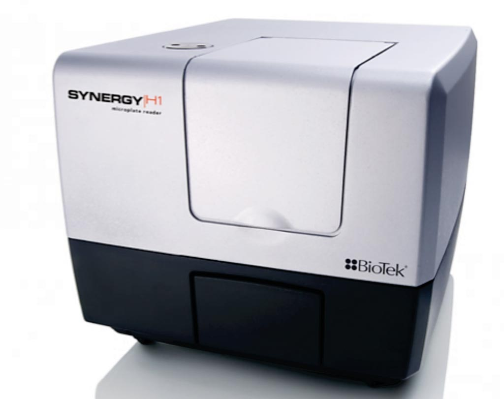 Image: The Synergy H1 multi-mode microplate reader (Photo courtesy of BioTek).