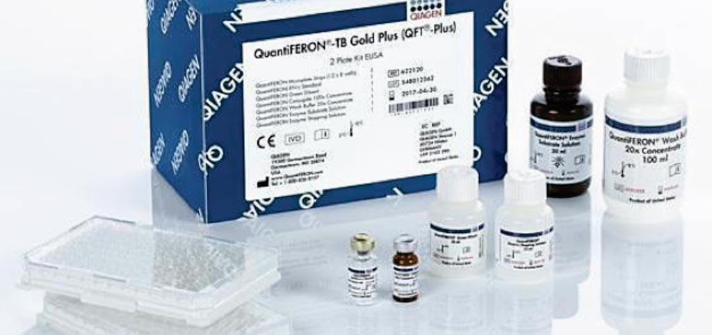 Image: The QuantiFERON-TB Gold Plus Control Panel (Photo courtesy of Qiagen).