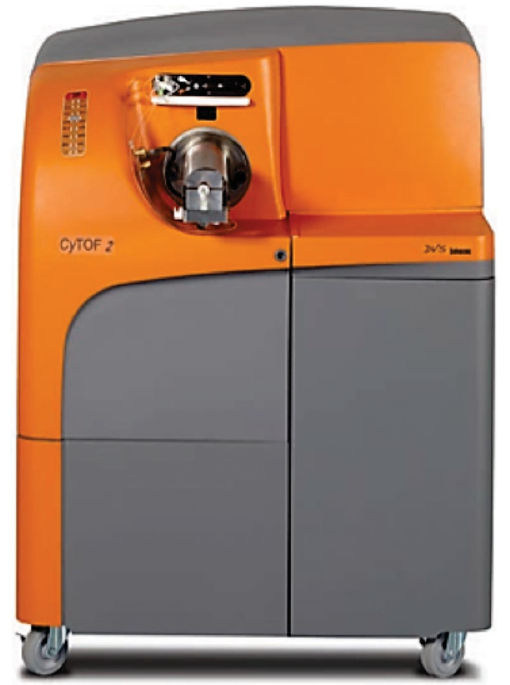 Image: The Helios CyTOF mass cytometry platform (Photo courtesy of Fluidigm).