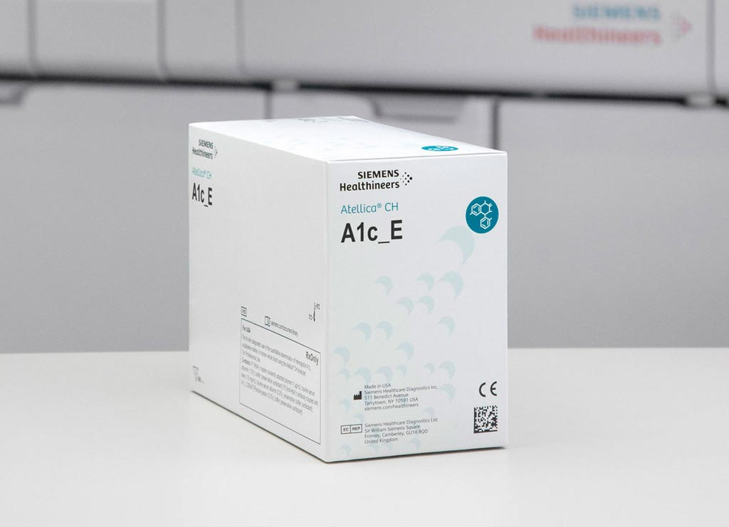 Image: The Atellica CH Enzymatic Hemoglobin A1c (A1c_E) Assay (Photo courtesy of Siemens Healthineers).