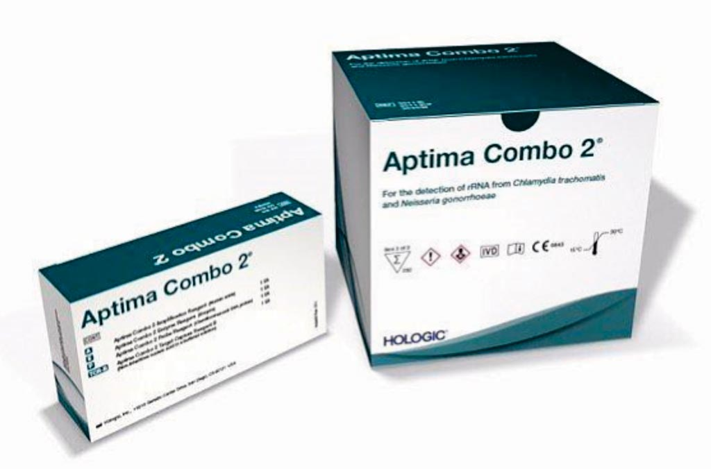 Image: The Aptima Combo 2 detects and differentiates ribosomal RNA from Neisseria gonorrhoeae and Chlamydia trachomatis (Photo courtesy of Hologic).