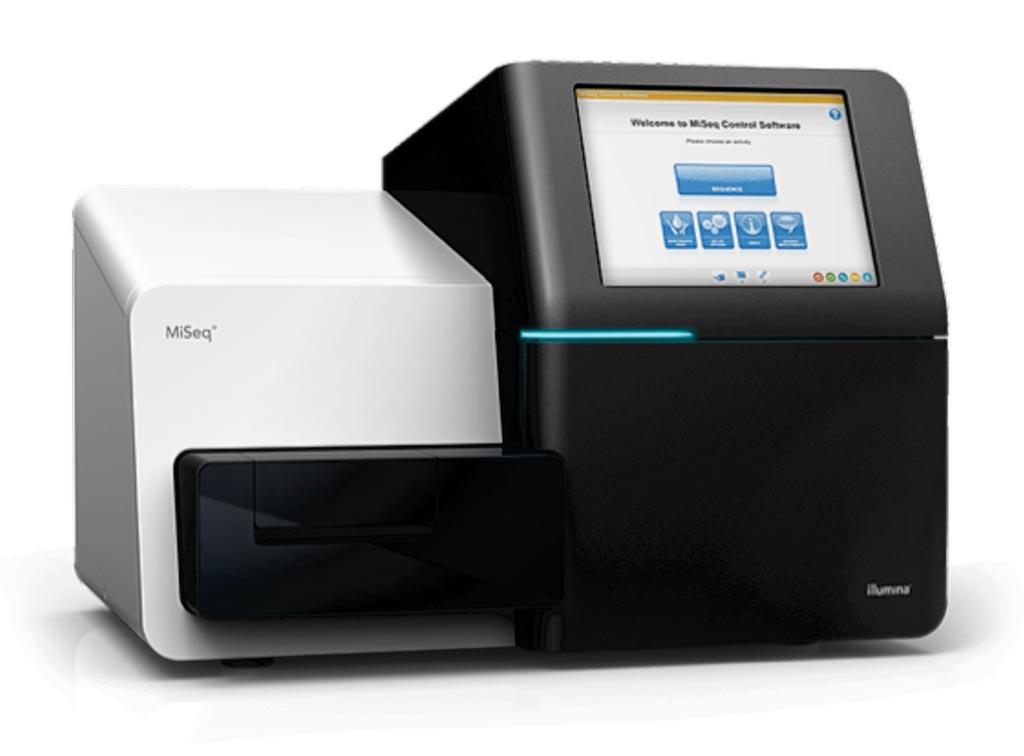 Image: The MiSeq System: access focused applications such as targeted resequencing, metagenomics, small genome sequencing, targeted gene expression profiling (Photo courtesy of Illumina).