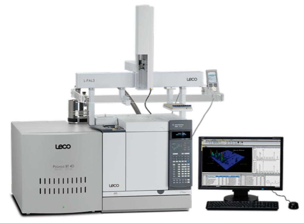 Pegasus BT-4D – система времяпролетной масс-спектрометрии (фото предоставлено LECO).