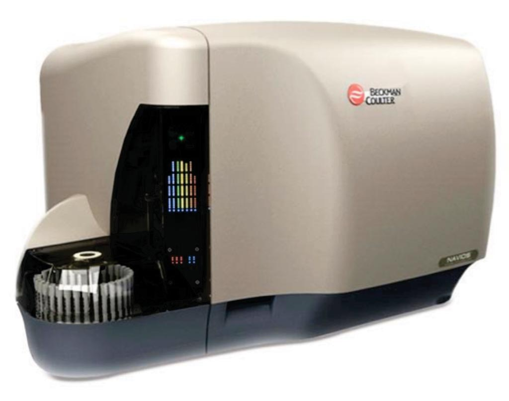 Image: The Navios Flow Cytometer offers a solution for advanced cytometry applications with workflows for high throughput laboratories (Photo courtesy of Beckman Coulter).