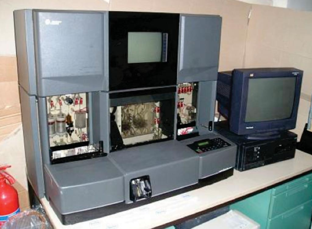 Image: The Gen-S hematology analyzer (Photo courtesy of Beckman Coulter).