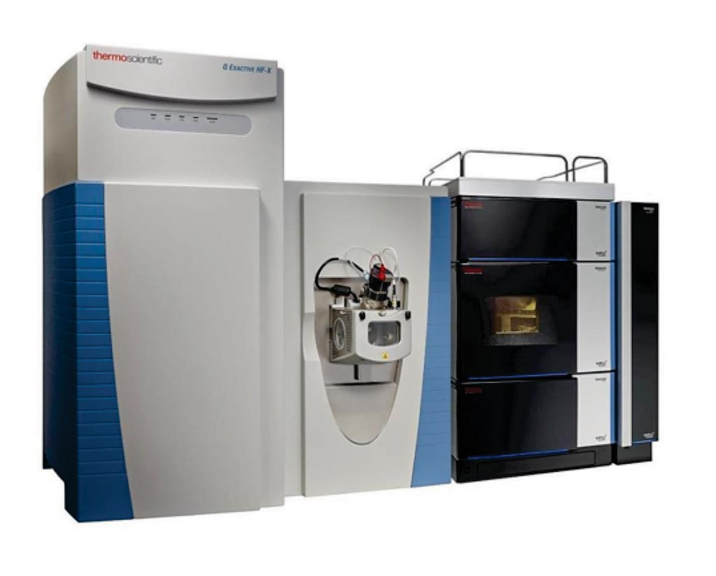 Image: The Q Exactive HF-X hybrid quadrupole mass spectrometer (Photo courtesy of Thermo Fisher Scientific).