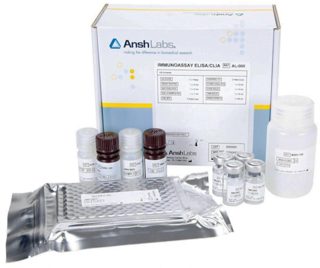 Image: The MenoCheck picoAMH ELISA is FDA cleared for in vitro diagnostic use as an aid in the determination of menopausal status in women between 42 and 62 years of age (Photo courtesy of Ansh Laboratories).