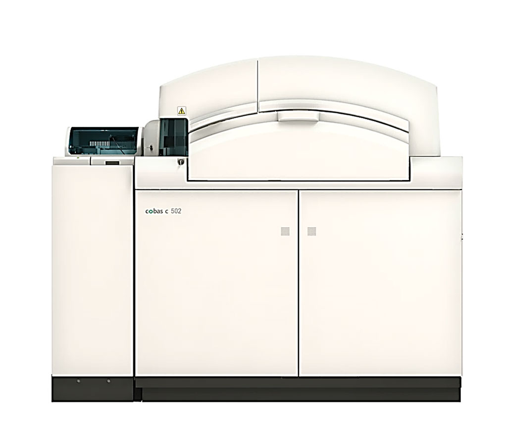 Image: The cobas c 502 is a medium throughput clinical chemistry module that performs photometric assay tests for a wide range of analytes (Photo courtesy of Roche).