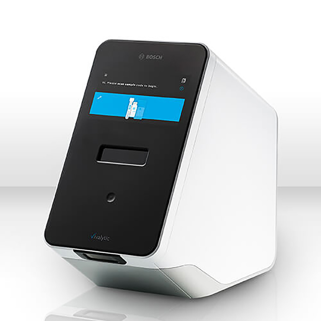 Image: Vivalytic: The molecular diagnostics point-of-care analyzer (Photo courtesy of Randox Laboratories)