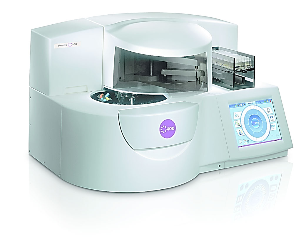 Image: The ABX Pentra 400 is a compact clinical chemistry benchtop autoanalyzer (Photo courtesy of Horiba Medical).