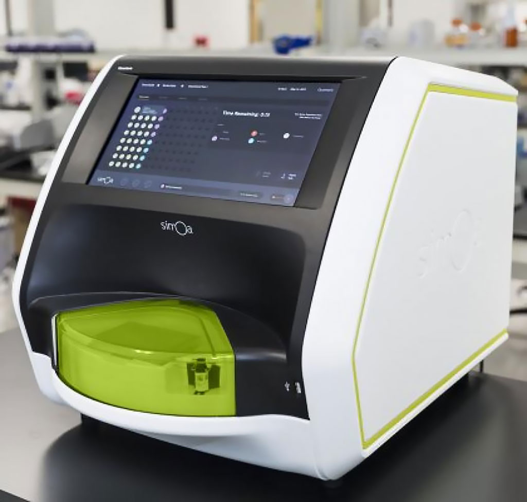 Image: The Quanterix SR-X Ultra-Sensitive Biomarker Detection System uses single molecular array technology (SIMOA) (Photo courtesy of Quanterix Corporation).