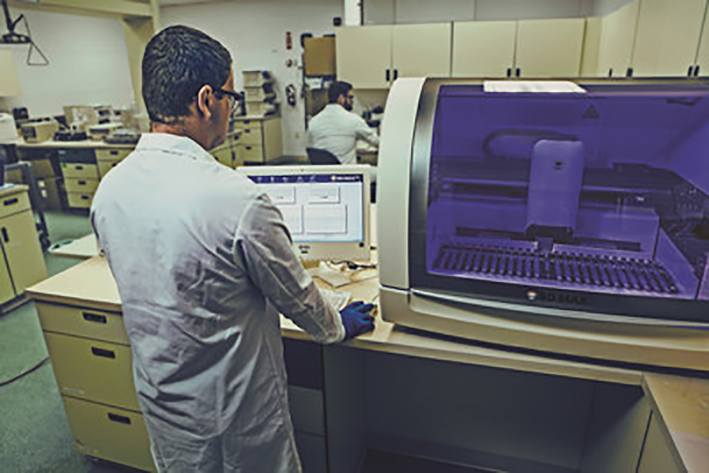 Image: BD, BioGX Submit EUA Request to FDA for New COVID-19 Diagnostics (Photo courtesy of Becton, Dickinson and Company)