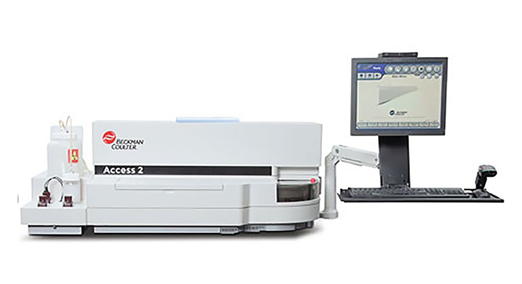 Image: Immunoassay Analyzer Access 2 (Photo courtesy of Beckman Coulter)