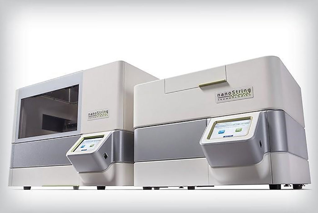 Image: The nanoString nCounter: This instrument provides a simple and cost-effective solution of direct digital quantification for multiplex analysis of up to 800 known RNA, DNA, or protein targets in one tube (Photo courtesy of the Crown Institute of Genomics).