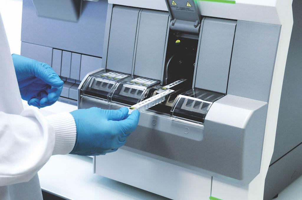 Image: BioMérieux's VIDAS 3 (Photo courtesy of BioMérieux)