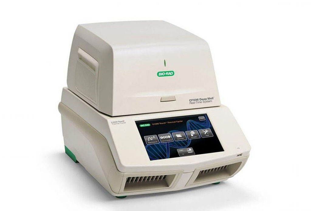 Image: Bio-Rad's CFX96 Dx Real-Time PCR System (Photo courtesy of Bio-Rad Laboratories, Inc.)