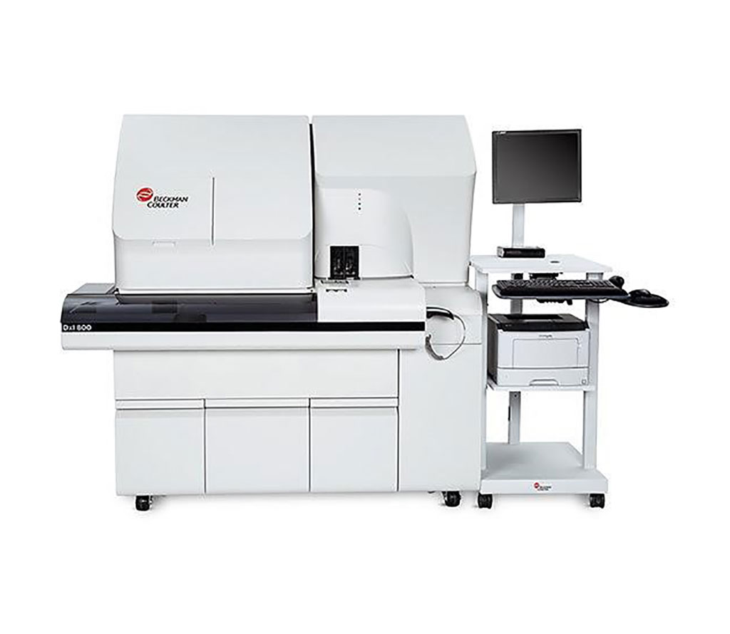 Image: The UniCel DxI 800 Access Immunoassay System (Photo courtesy of Beckman Coulter).